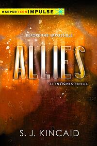 Foto Cover di Allies, Ebook inglese di S. J. Kincaid, edito da HarperCollins