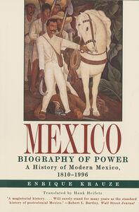 Foto Cover di Mexico, Ebook inglese di Enrique Krauze, edito da HarperCollins