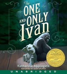 The One and Only Ivan CD - Katherine Applegate - cover