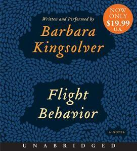 Flight Behavior Low Price CD - Barbara Kingsolver - cover