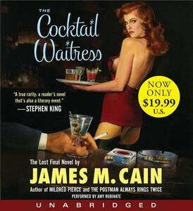 The Cocktail Waitress - James Cain - cover