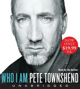 Who I Am - Pete Townshend - cover