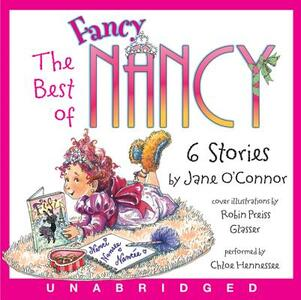 The Best of Fancy Nancy CD 1/26 - Jane O'Connor - cover