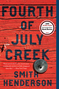 Ebook in inglese Fourth of July Creek Henderson, Smith