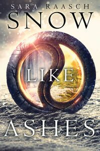 Ebook in inglese Snow Like Ashes Raasch, Sara