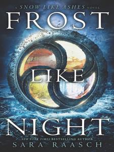 Ebook in inglese Frost Like Night Raasch, Sara