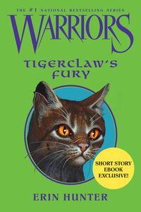 Foto Cover di Tigerclaw's Fury, Ebook inglese di Erin Hunter, edito da HarperCollins