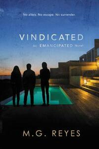 Vindicated - M. G. Reyes - cover