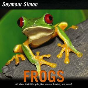 Frogs - Seymour Simon - cover