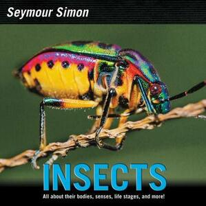Insects - Seymour Simon - cover