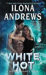 Ebook in inglese White Hot Andrews, Ilona
