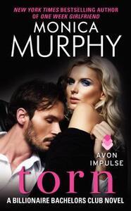 Torn - Monica Murphy - cover