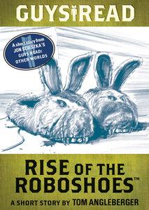 Foto Cover di Rise of the RoboShoes, Ebook inglese di Tom Angleberger, edito da HarperCollins