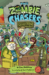 Zombie Chasers #6: Zombies of the Caribbean
