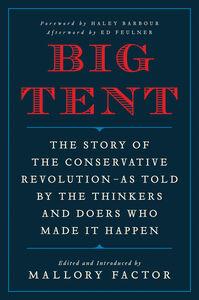 Ebook in inglese Big Tent Factor, Elizabeth , Factor, Mallory