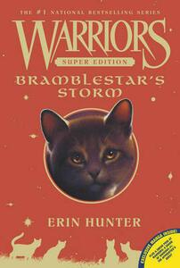 Warriors Super Edition: Bramblestar's Storm - Erin Hunter - cover