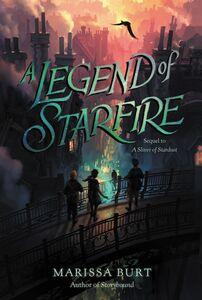 Ebook in inglese A Legend of Starfire Burt, Marissa
