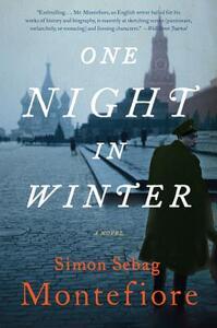 One Night in Winter - Simon Sebag Montefiore - cover