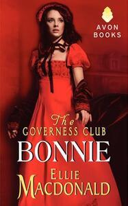 The Governess Club: Bonnie - Ellie MacDonald - cover