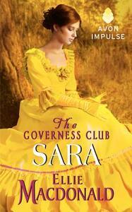 The Governess Club: Sara - Ellie MacDonald - cover