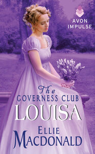 Ebook in inglese Governess Club: Louisa Macdonald, Ellie