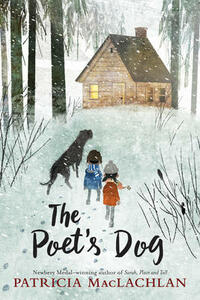 The Poet's Dog - Patricia MacLachlan - cover