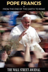 Foto Cover di Pope Francis, Ebook inglese di Staff of The Wall Street Journal, The, edito da HarperCollins