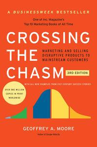 Foto Cover di Crossing the Chasm, Ebook inglese di Geoffrey A. Moore, edito da HarperCollins