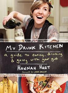 Ebook in inglese My Drunk Kitchen Hart, Hannah