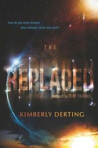 The Replaced - Kimberly Derting - cover