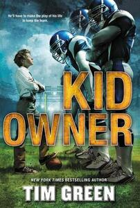 Kid Owner - Tim Green - cover