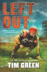 Foto Cover di Left Out, Ebook inglese di Tim Green, edito da HarperCollins