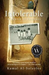 Intolerable - cover