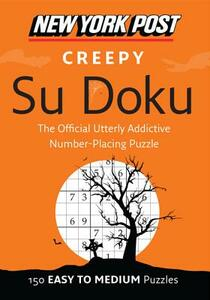 New York Post Creepy Su Doku - None - cover