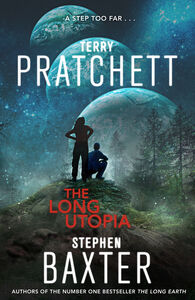 Foto Cover di The Long Utopia, Ebook inglese di Stephen Baxter,Terry Pratchett, edito da HarperCollins
