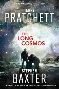 The Long Cosmos - Terry Pratchett,Stephen Baxter - cover