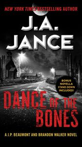 Foto Cover di Dance of the Bones, Ebook inglese di J. A. Jance, edito da HarperCollins