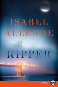 Ripper - Isabel Allende - cover