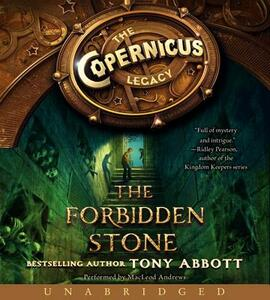 The Forbidden Stone - Tony Abbott - cover