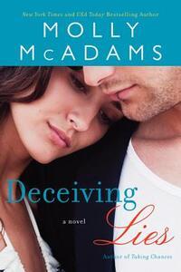 Deceiving Lies: A Novel - Molly McAdams - cover