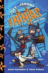 Foto Cover di Epic Fail, Ebook inglese di Chris Pallace,Kevin Serwacki,Chris Pallace,Kevin Serwacki, edito da HarperCollins