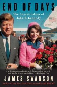 Foto Cover di End of Days, Ebook inglese di James L. Swanson, edito da HarperCollins