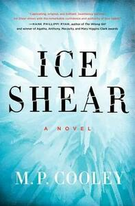 Ice Shear - M. P. Cooley - cover