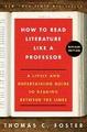 How to Read Literatu