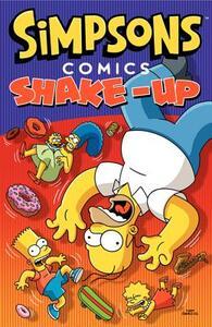 Simpsons Comics Shake-Up - Matt Groening - cover