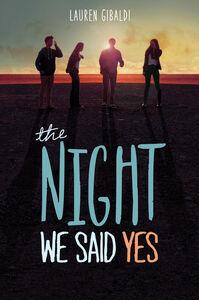 Foto Cover di The Night We Said Yes, Ebook inglese di Lauren Gibaldi, edito da HarperCollins