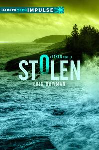 Foto Cover di Stolen, Ebook inglese di Erin Bowman, edito da HarperCollins