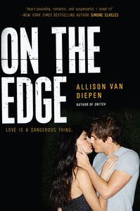 Foto Cover di On the Edge, Ebook inglese di Allison Van Diepen, edito da HarperCollins