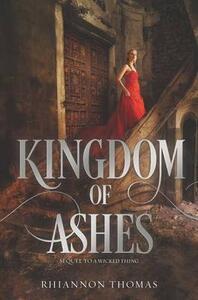 Kingdom of Ashes - Rhiannon Thomas - cover