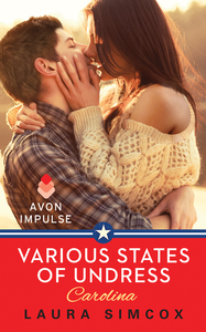 Ebook in inglese Various States of Undress: Carolina Simcox, Laura